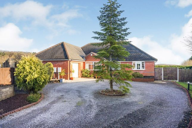 Thumbnail Detached bungalow for sale in Wollen Close, Creswell
