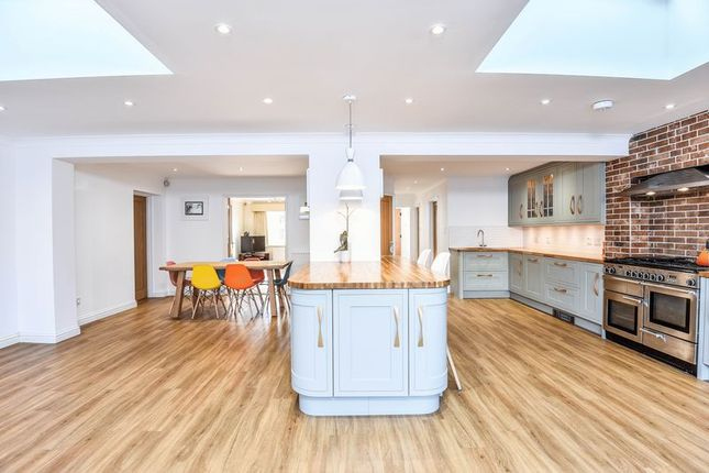 Open Plan Kitchen/Dining /Living Room