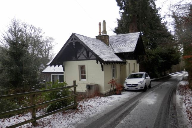 Thumbnail Cottage to rent in Almondbank, Perth