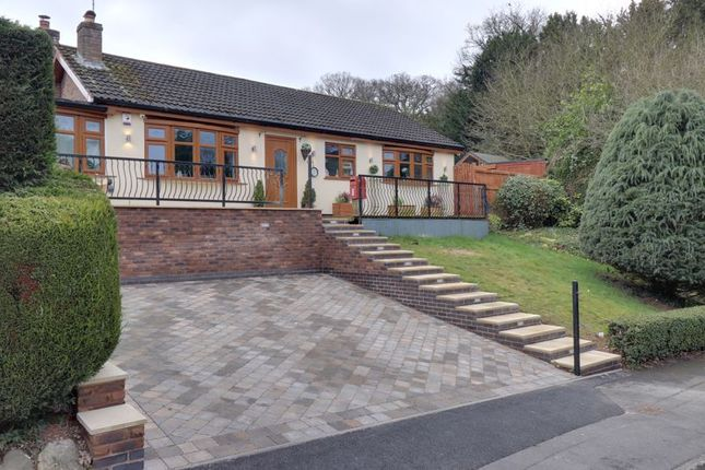 Detached bungalow for sale in Rockhouse Drive, Great Haywood, Stafford