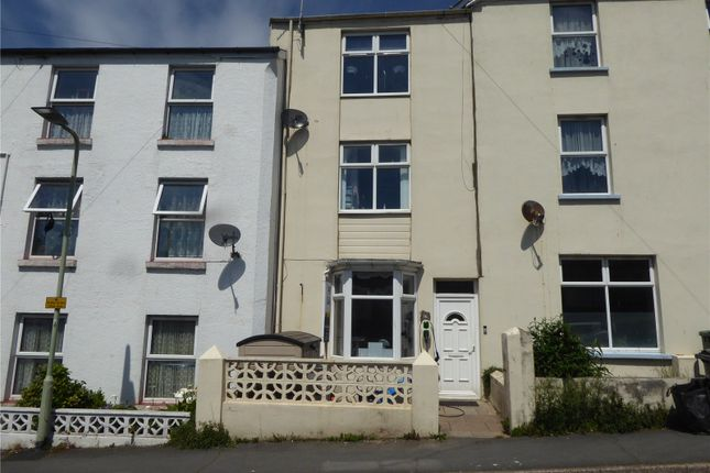 Thumbnail Terraced house for sale in Highfield Road, Ilfracombe