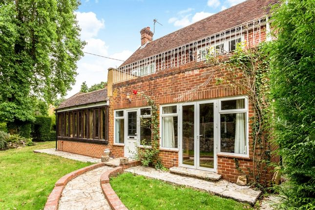 Thumbnail Detached house to rent in Passfield Common, Passfield, Liphook