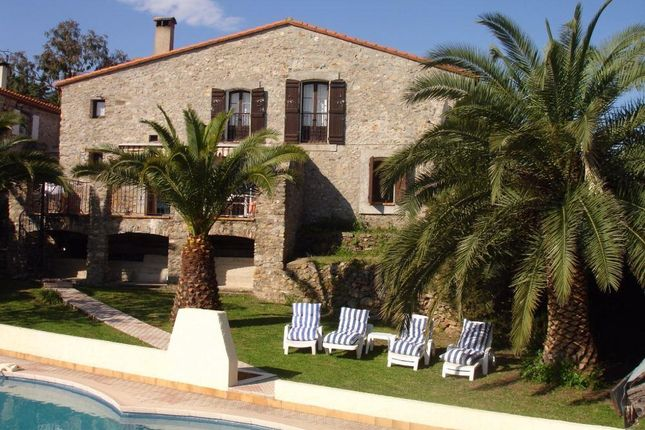 Thumbnail Property for sale in The Alberes, Languedoc-Roussillon, 66740, France