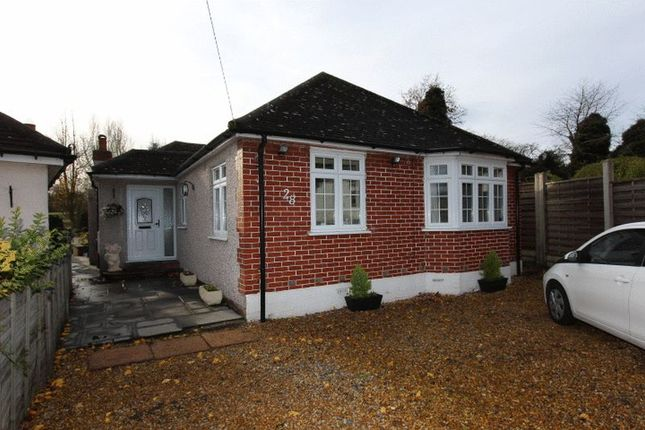 Thumbnail Bungalow for sale in Fairlawn Grove, Banstead