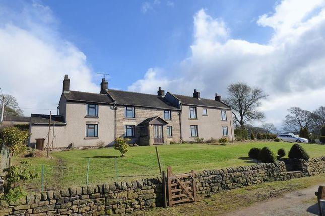 Thumbnail Detached house for sale in Upper Heakley Farm, Ball Lane, Brown Edge