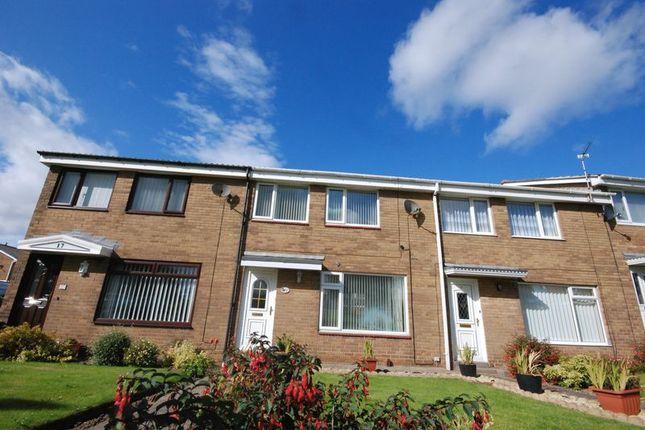 Terraced house for sale in Lyndhurst Road, Ashington