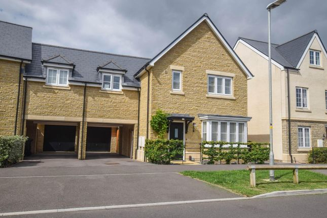 Thumbnail Detached house for sale in Snell Avenue, Malmesbury