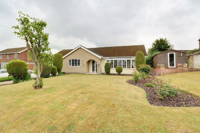 Thumbnail Detached bungalow for sale in East End, Kirmington, Ulceby