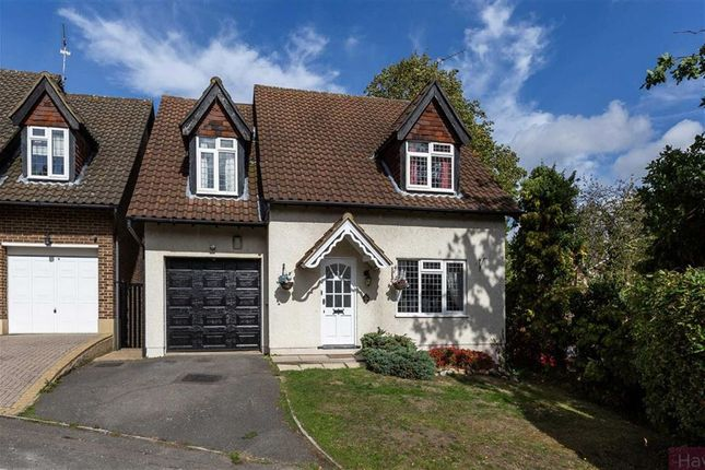 Thumbnail Detached house to rent in Postern Green, Enfield