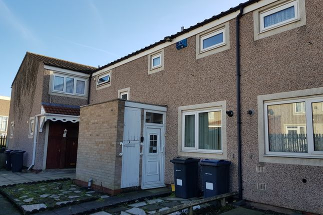 2 bed terraced house to rent in Melbourne Avenue, Lozells, Birmingham