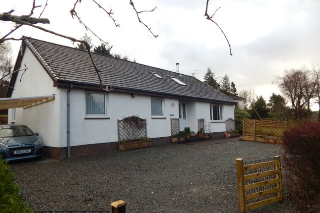 Thumbnail Detached house for sale in Torrin Road, Broadford, Isle Of Skye