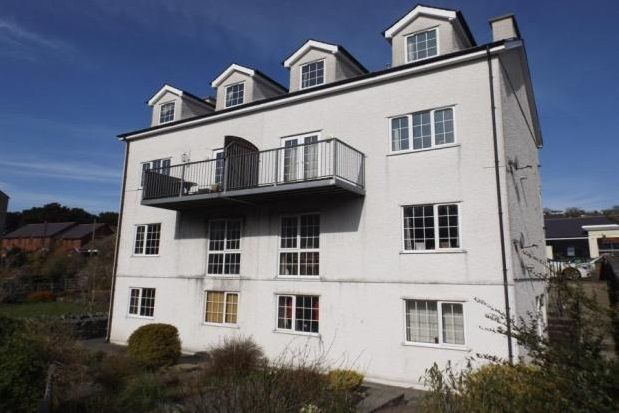 Thumbnail Flat to rent in Bethesda, Bangor