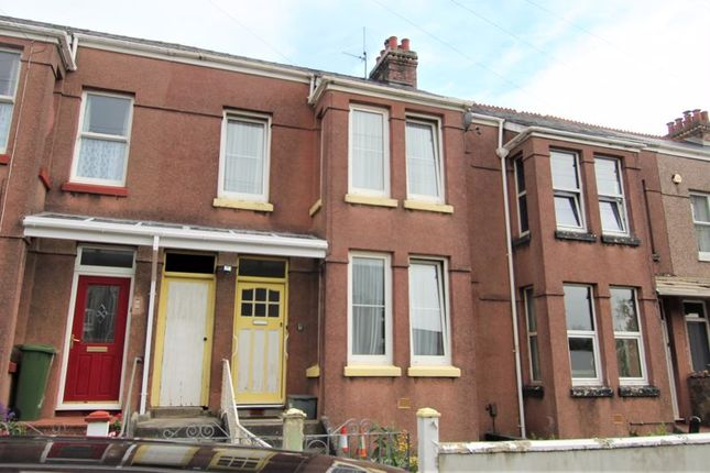 4 bed terraced house for sale in Rosedale Avenue, Peverell, Plymouth, Devon PL2