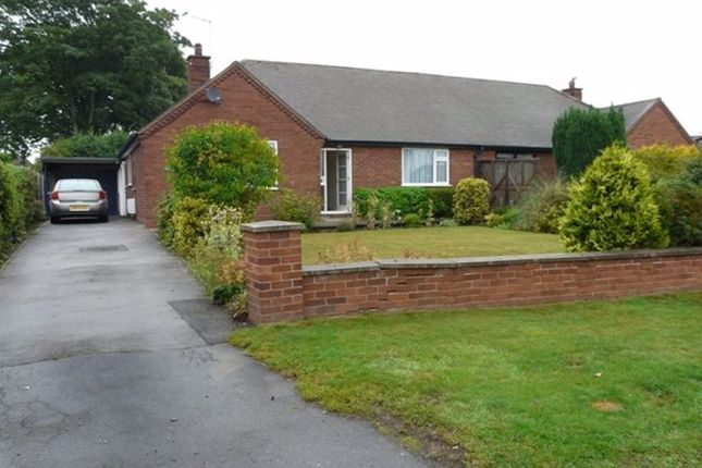 2 bed bungalow to rent in Beswick, Barff Lane, Brayton YO8