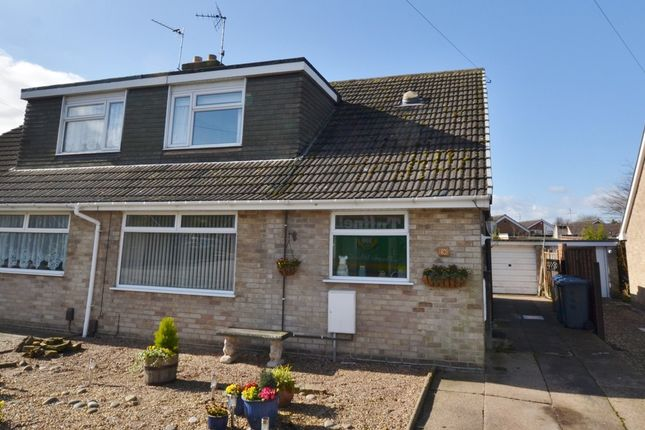Thumbnail Semi-detached bungalow for sale in Vancouver Avenue, Radcliffe On Trent