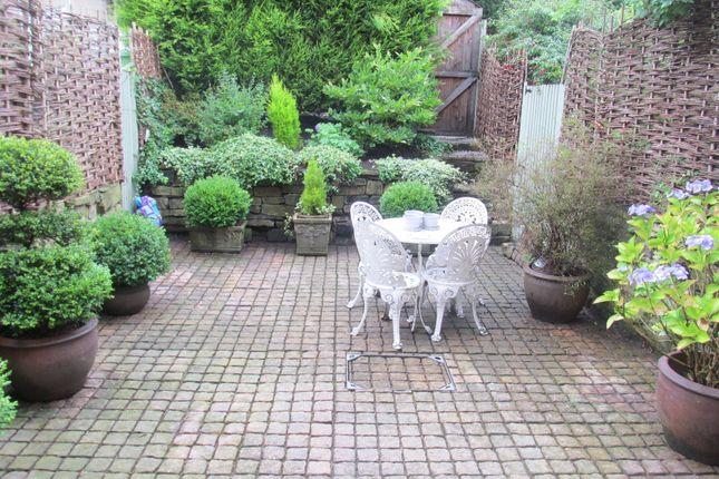 Garden of Bradshaw Brow, Bradshaw, Bolton, Lancs BL2