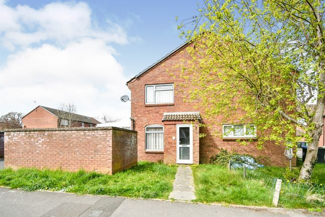 1 bed end terrace house for sale in Roman Way, Chippenham SN15