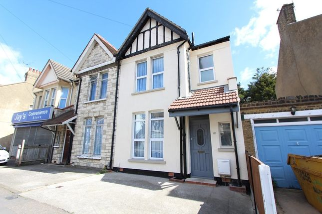 Thumbnail Semi-detached house to rent in Bournemouth Park Road, Southend-On-Sea