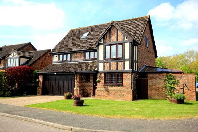 Thumbnail Detached house for sale in The Copse, Hemel Hempstead