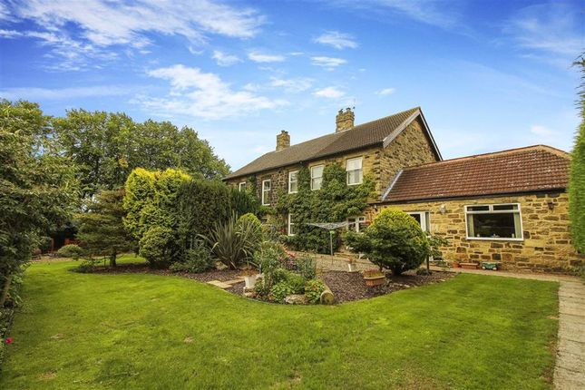 Thumbnail Detached house for sale in South Farm House, Cramlington, Northumberland