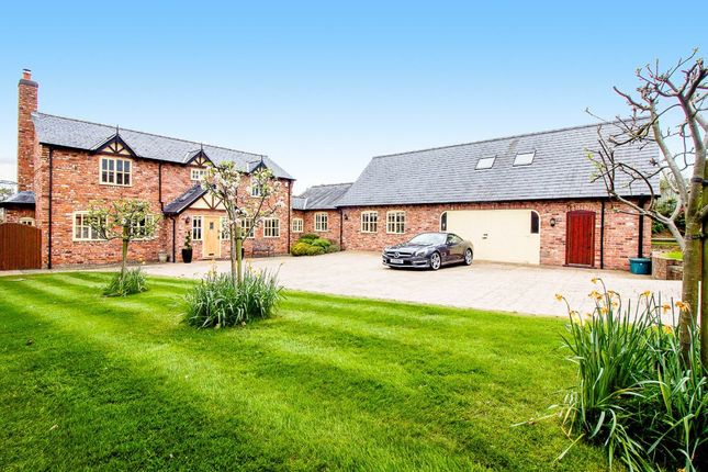 Thumbnail Detached house for sale in Holywell Lane, Clutton, Chester