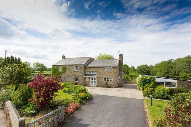Thumbnail Detached house for sale in Fernyhalgh Lane, Fulwood, Preston