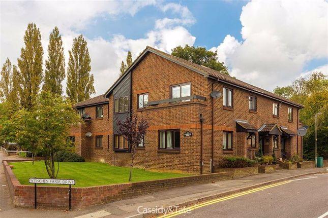 Thumbnail Maisonette to rent in Glenbower Court, St Albans, Hertfordshire