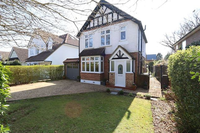 Thumbnail Detached house for sale in Coleford Bridge Road, Mytchett, Camberley, Surrey