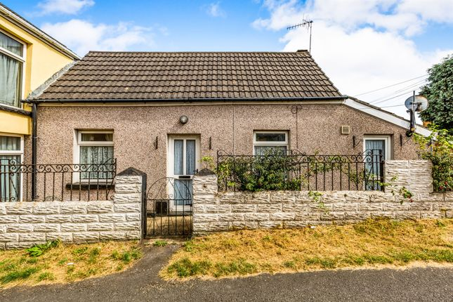 Thumbnail Semi-detached bungalow for sale in Pentregethin Road, Cwmbwrla, Swansea
