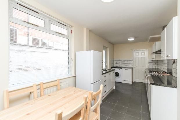 Communal Kitchen of Milman Road, Lincoln LN2