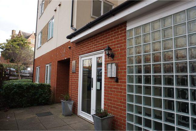 Thumbnail Flat to rent in Bambridge Court, Maidstone