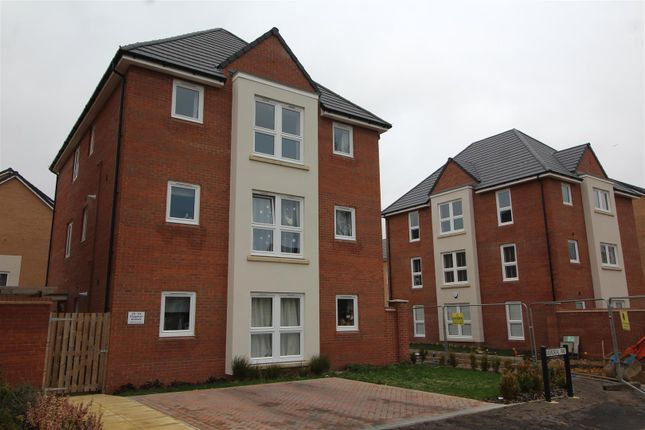 Thumbnail Flat for sale in Chapman Avenue, Peterborough
