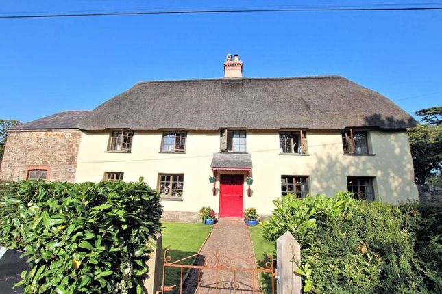 Thumbnail Cottage for sale in Jacobstowe, Okehampton