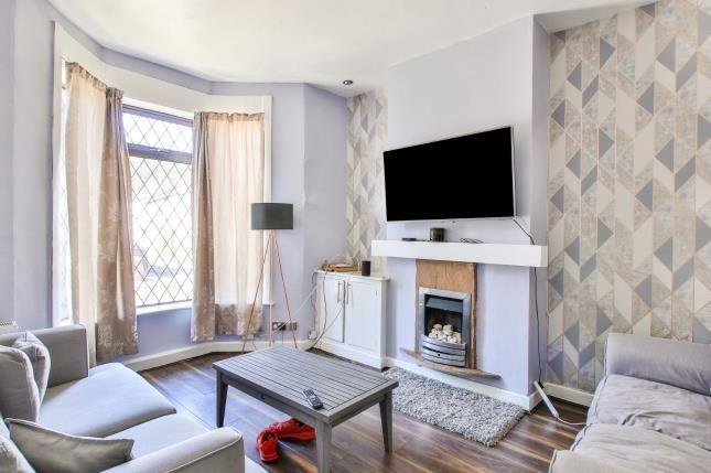 Lounge of Clifton Street, Burnley, Lancashire BB12