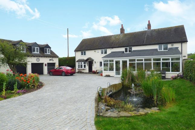 Thumbnail Detached house for sale in Ashflats Lane, Stafford, Staffordshire