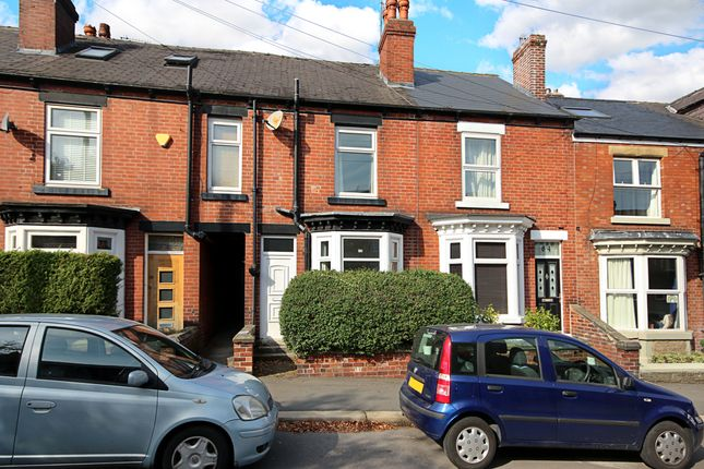 Front of Murray Road, Endcliffe, Sheffield S11