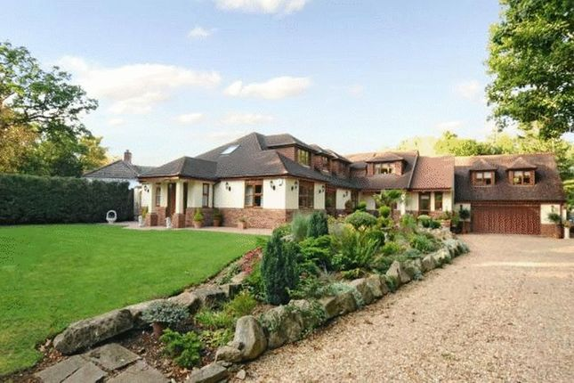 Thumbnail Detached house for sale in Church Lane, Oakley
