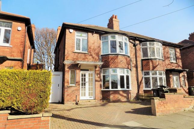 Thumbnail Semi-detached house to rent in Huntingdon Place, Tynemouth, North Shields