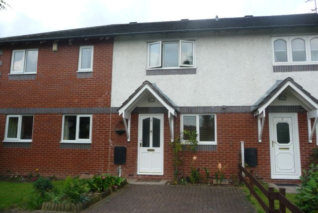2 bed terraced house to rent in Scotby Close, Carlisle CA1
