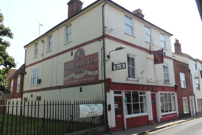 Thumbnail Pub/bar for sale in Church Street, Essex: Harwich