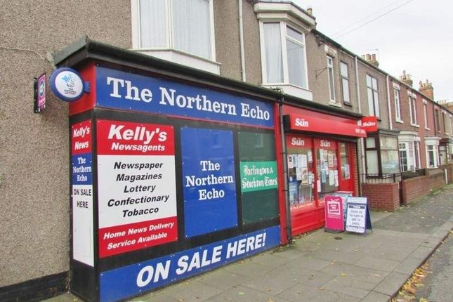 Thumbnail Retail premises to let in 2 Osborne Terrace, Ferryhill