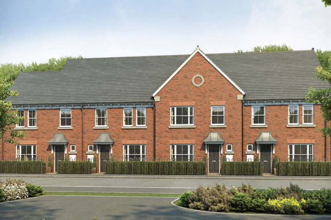 Thumbnail End terrace house for sale in Ordnance Road, Chorley