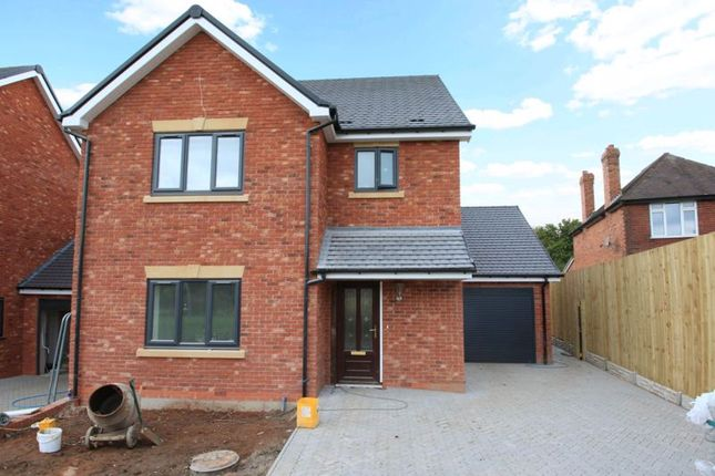 Thumbnail Detached house for sale in Pool Hill Road, Dawley, Telford