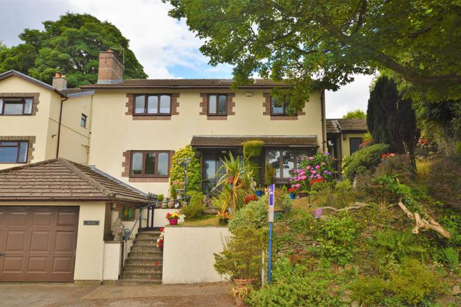 Thumbnail Detached house for sale in Heol Las, Llantrisant, Pontyclun