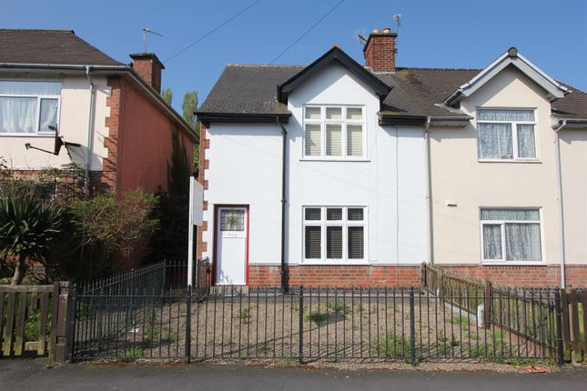 3 bed semi-detached house for sale in Edward Street, Hinckley