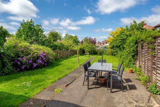 Garden of Bad Bargain Lane, York YO31