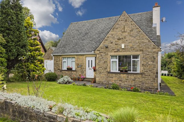 Thumbnail Detached house for sale in Woodhall Park Crescent East, Stanningley, Pudsey, West Yorkshire