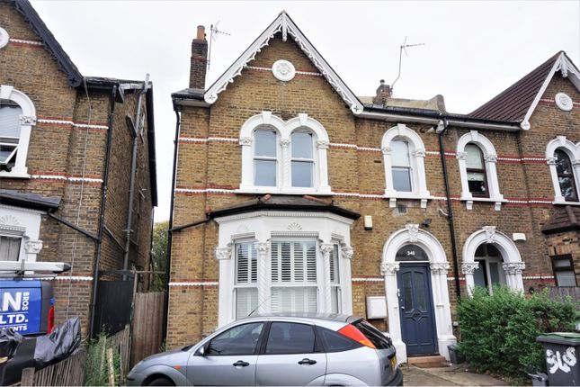 Thumbnail Flat for sale in 346 Stanstead Road, London