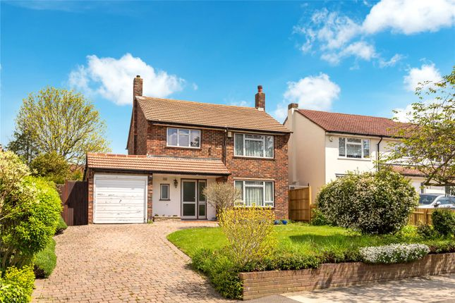 Thumbnail Detached house for sale in Walden Road, Chislehurst