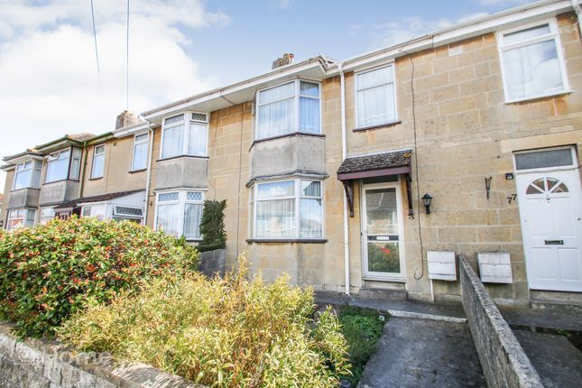 Thumbnail Terraced house for sale in Bloomfield Rise, Bath